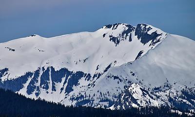 High in the Cascades. Nikkor 70-300mm f4.5-6.3 AF-P, Nikon D5500