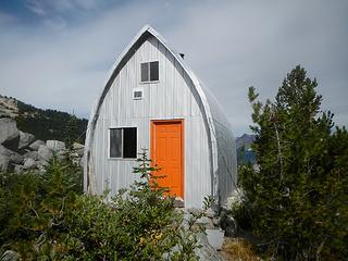 Julian Harrsion hut