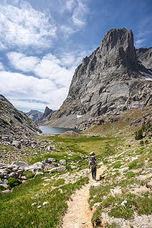 passing war bonnet and arrowhead lake
