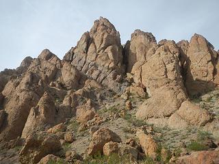 formations on Peak 2867