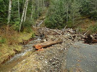 """FSR2620 - The creek """"culvert blocker"""""""