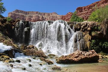 Navaho Falls