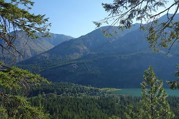 Stehekin down there