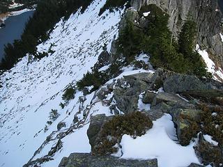 class 3 scramble to summit