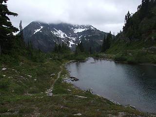 Hart Lake, Mt. Duckabush