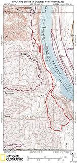 Tarpiscan - Cape Horn - Hedge Hog Ridge Loop