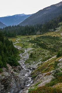 Lillian Creek outfall