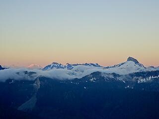 Rainier, Monte Cristo Range, Sloan