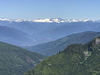 the North Cascades and Marblemount