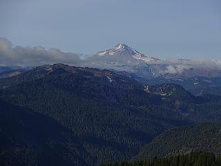 Glacier from Johnson Ridge Trail.