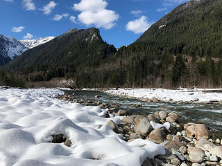 North Fork Skykomish 2/25/19