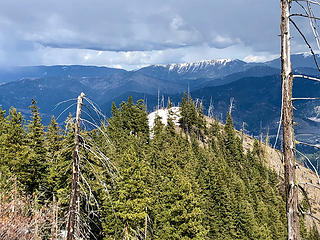 Icicle Ridge Trail 3/29/19