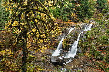 Coquille River Falls