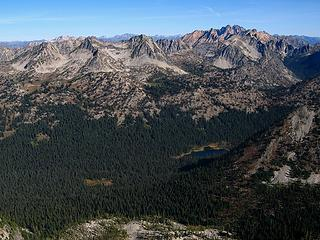 Dagger Creek Valley