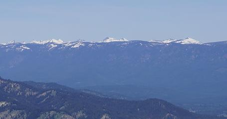 Peaks of the Upper Entiat
