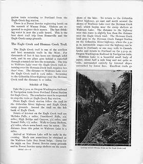 page 7, Eagle Creek Trail