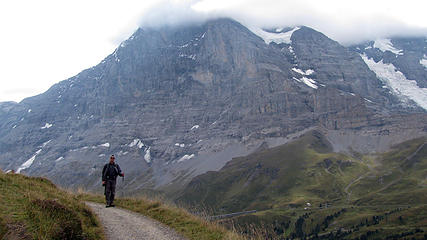 the-eiger-is-my-friend