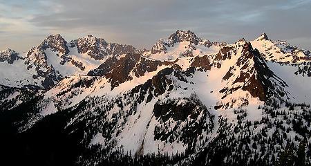 Ragged Ridge Dawn
