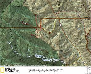 Gabriel Wider Area Map
