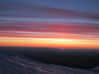 Sunrise - Stuart Range