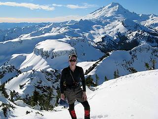Matt on Herman summit