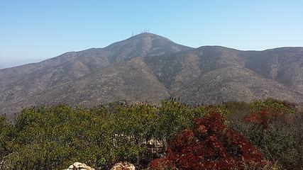San Miguel Mtn.