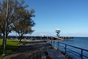 City Pier in Port Angeles