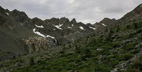 still further in the upper Lillian Basin