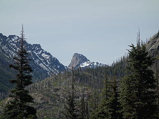 Tower Mountain from Brush Creek
