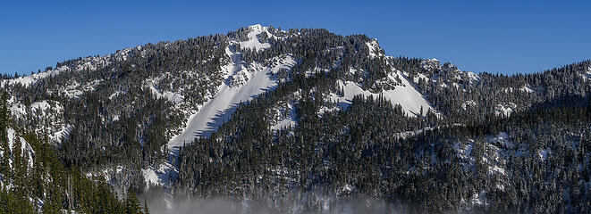 Rampart Ridge SE Peak