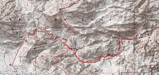 Spirit Mountain Day 1