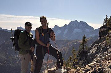Mountain Men and Mount Stuart