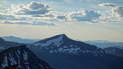 Ptarmigan Peak...how do people combine Ptarmigan and Lost?