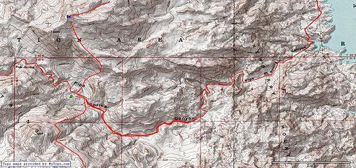 Spirit Mountain Day 2southhalf