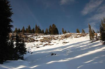 Jolly south slopes