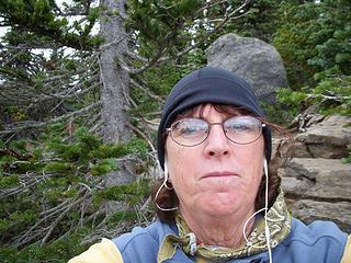 Mom's self portrait