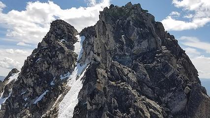 Summit area of Remmel