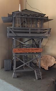 Replica soon to be placed in local museum