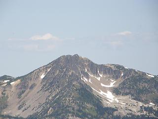 Slide mountain (I think) from Crystal peak summit.