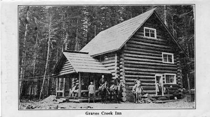 Graves Creek Inn courtesy Geobob
