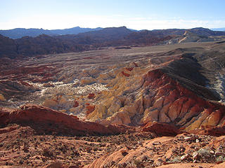 Great color. Valley of Fire State Park, NV