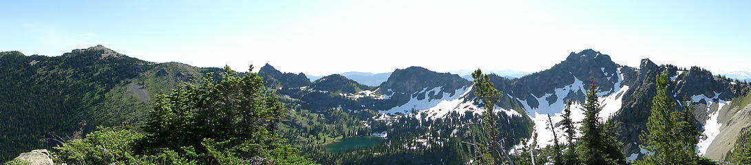 Pano2 from Crystal Peak.