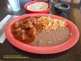 La Tarasca - Chili Guajillo 080119