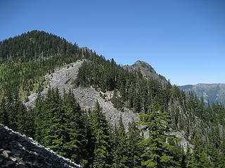 Descent From McClellan Butte Trail