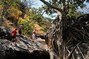 Sanyati gorge, Zimbabwe