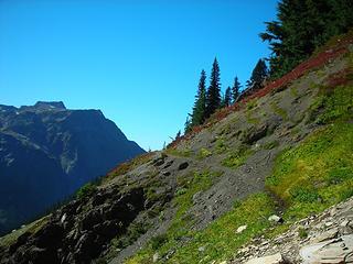 Garrett Mine Trail and Tomyhoi Peak