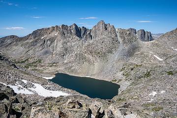 Sheila Lake, Bonneville Basin
