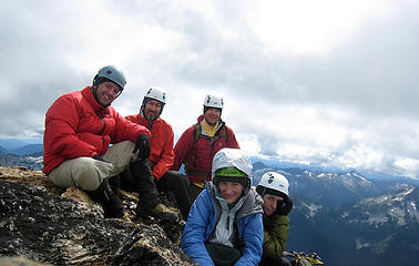 Luahna summit photo