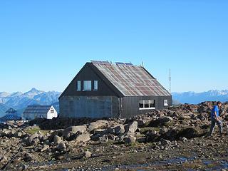 Refugio Otto Meiling 2000 meters
