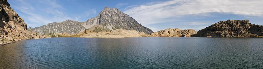 pano10 - Lake Ingalls